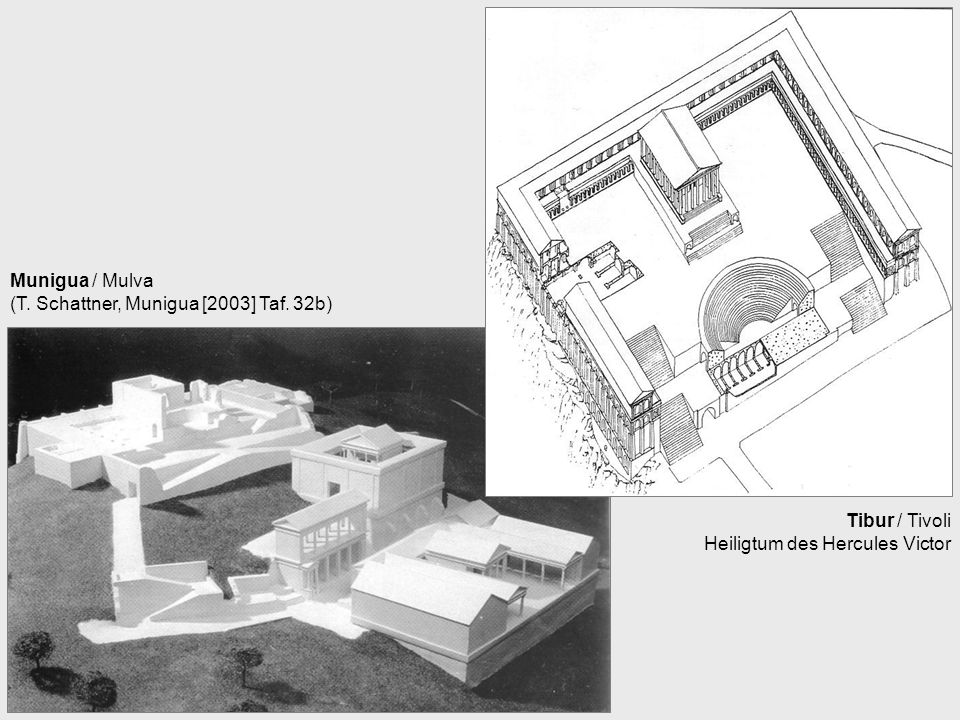 Munigua / Mulva (T. Schattner, Munigua [2003] Taf. 32b)